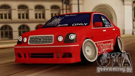 Lexus NC300 Progres для GTA San Andreas