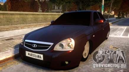 VAZ 2170 Marixuana для GTA 4