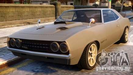 Vigero Top Mod для GTA 4