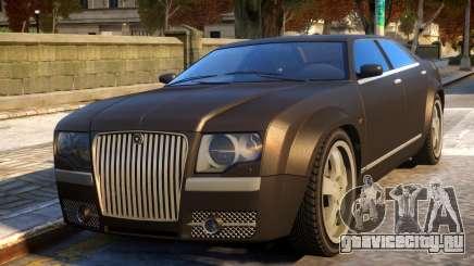PMP 600 to Chrysler 300C для GTA 4