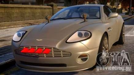007 Die Another Aston Martin Vanquish для GTA 4