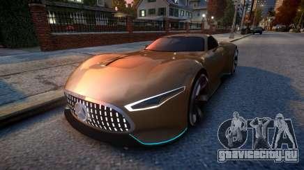 Mercedes-Benz AMG Vision GT для GTA 4