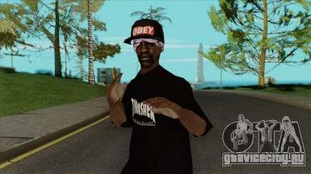 Бандит из Баллас для GTA San Andreas