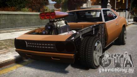 Vigero Drag Monster для GTA 4
