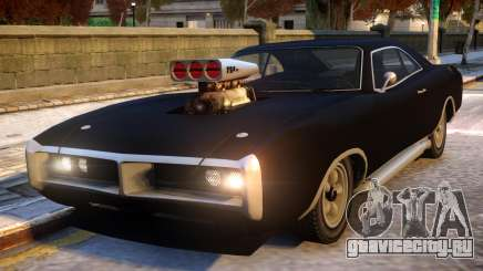 Dukes to Dodge Charger RT для GTA 4