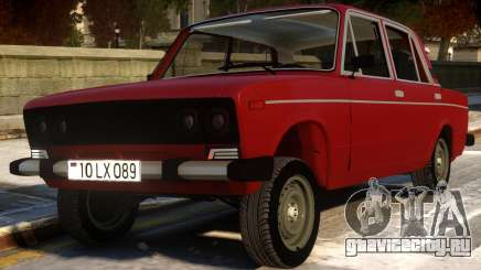 VAZ 2106 Wrangler Fara для GTA 4