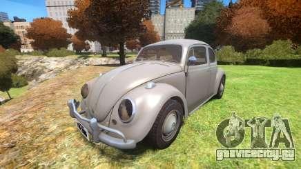 Volkswagen Fusca 1967 для GTA 4