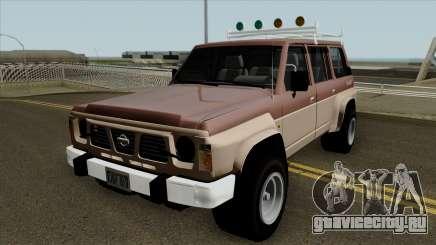Nissan Safari Y60 1987 для GTA San Andreas