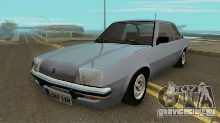 Vauxhall Cavalier MK1 Sedan 2 Door для GTA San Andreas