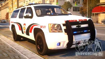 Chevrolet Suburban для GTA 4
