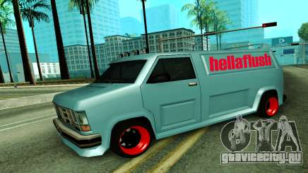 Burrift 2HD (Full VT) для GTA San Andreas