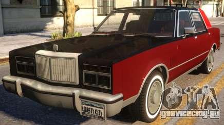 Schyster Greenwood FINAL для GTA 4
