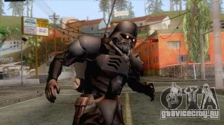 Kerberos Panzer Cop Skin для GTA San Andreas