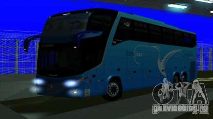 Автобус Ж7 1600 ЛД Экспрессо Спутниковое Норте в 1.0 для GTA San Andreas