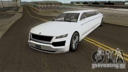 GTA V Limo для GTA San Andreas