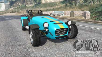 Caterham Seven 620 R 2013 v1.6 [replace] для GTA 5
