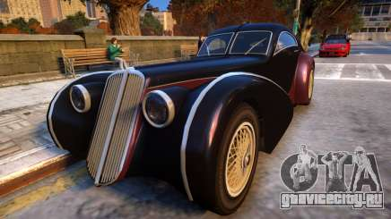 Truffade Z-Type V1.1 для GTA 4