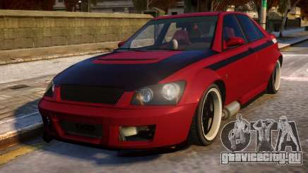 Sultan RS для GTA 4
