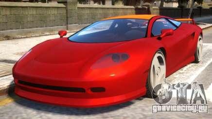 Ocelot Penetrator для GTA 4