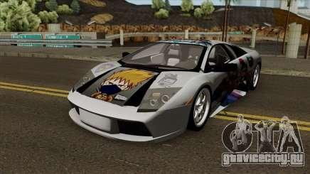 Lamborghini Mobile Legends Design для GTA San Andreas