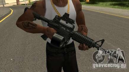 AR-15 Carabine для GTA San Andreas
