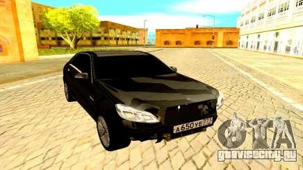 Mersedes-Benz C63 AMG для GTA San Andreas