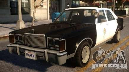 Willard Marbella Police для GTA 4