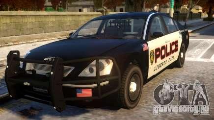 Pinnacle Police (LCPD) 1.0 для GTA 4