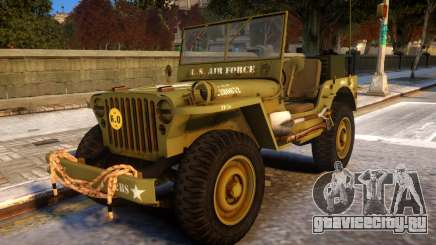 Ford Willys 1942 для GTA 4