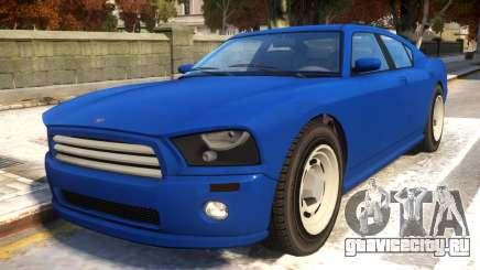 Factory Buffalo для GTA 4