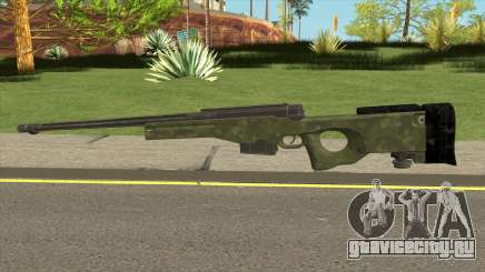 PUBG AWM для GTA San Andreas