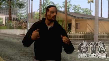 Ryder Beta Skin для GTA San Andreas