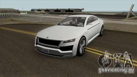 GTA V Ubermacht Revolter V2 для GTA San Andreas