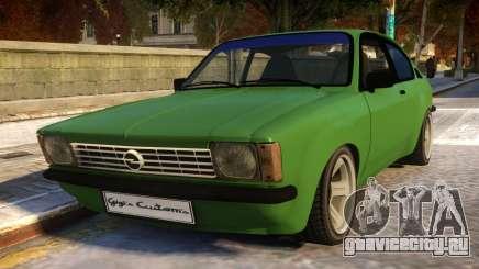 Opel Kadett C Coupe для GTA 4