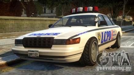 NYPD Modification для GTA 4