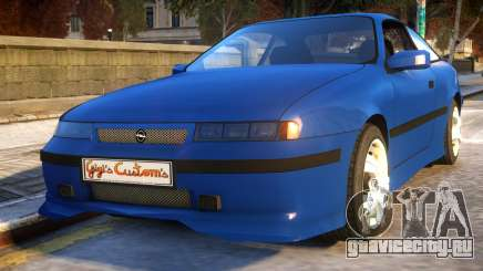 Opel Calibra GT для GTA 4