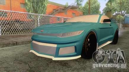 GTA 5 - Vapid Dominator для GTA San Andreas
