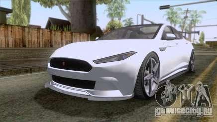 GTA 5 - Coil Raiden для GTA San Andreas