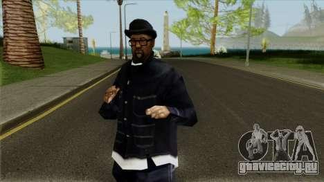 Big Smoke The Ballas для GTA San Andreas