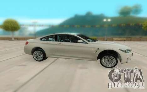 BMW M4 для GTA San Andreas