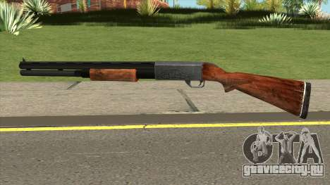New Realistic Shotgun для GTA San Andreas