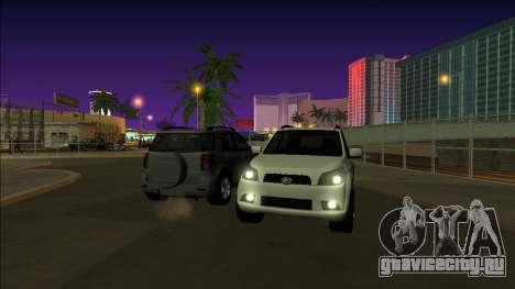 Daihatsu Terios SWB для GTA San Andreas