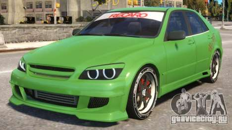 Lexus IS300 Street для GTA 4