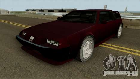 Deluxo HD Super для GTA San Andreas