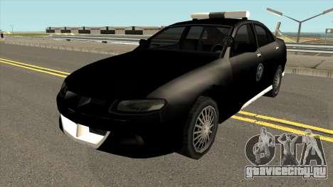 Police Buffalo для GTA San Andreas