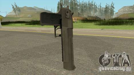 Desert Eagle from CS: Global Offensive для GTA San Andreas