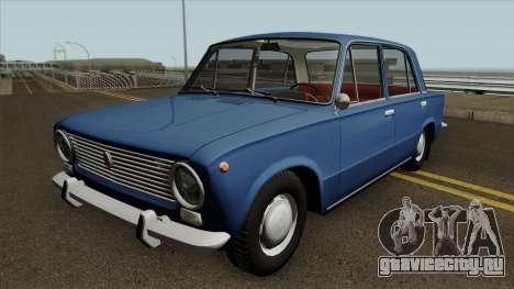 ВАЗ 2101 Синий для GTA San Andreas