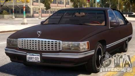 1995 Cadillac De Ville для GTA 4