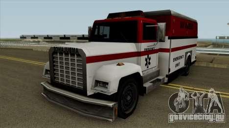 Medical Enforcer для GTA San Andreas