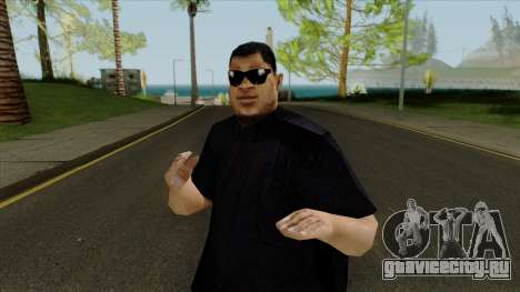 New Fat Fam1 для GTA San Andreas